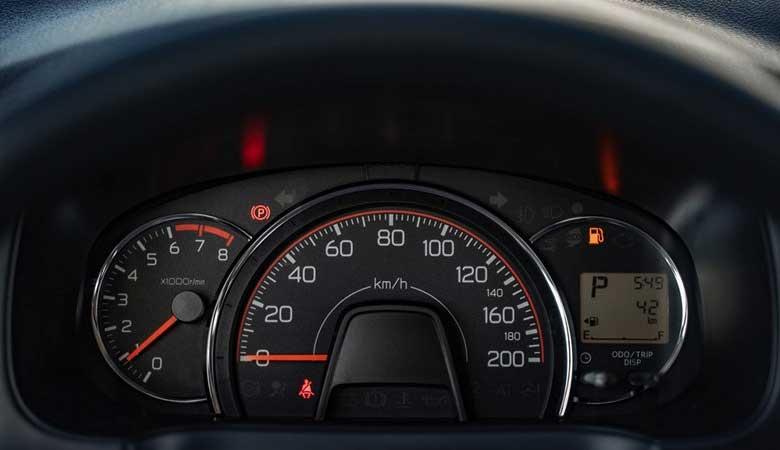 đánh giá đồng hồ xe Toyota Wigo 2021