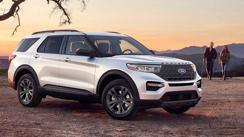 Đánh giá Ford Explorer 2020 thông số và giá bán tháng 7/2020 - 7