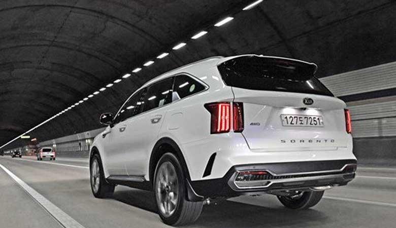 Đánh giá khả năng tiết kiệm nhiên liệu xe Kia Sorento 2021