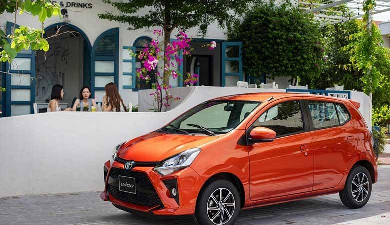 đánh giá động cơ xe Toyota Wigo 2021
