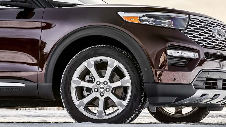 Đánh giá Ford Explorer 2020 thông số và giá bán tháng 7/2020 - 6