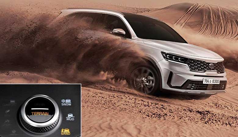 Đánh giá cảm giác lái xe Kia Sorento 2021