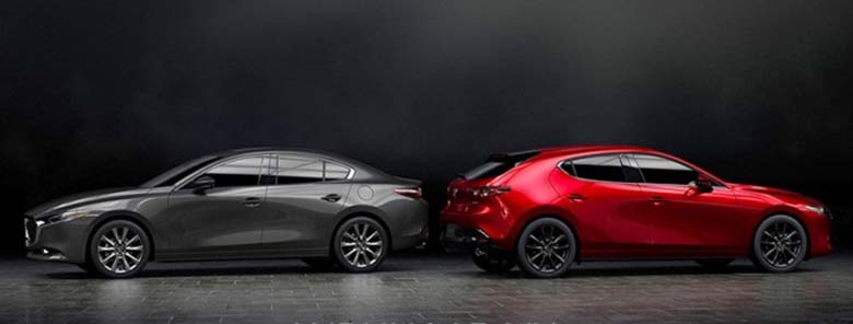 So sánh xe Mazda 3 2020 và Honda City 2020 - 3
