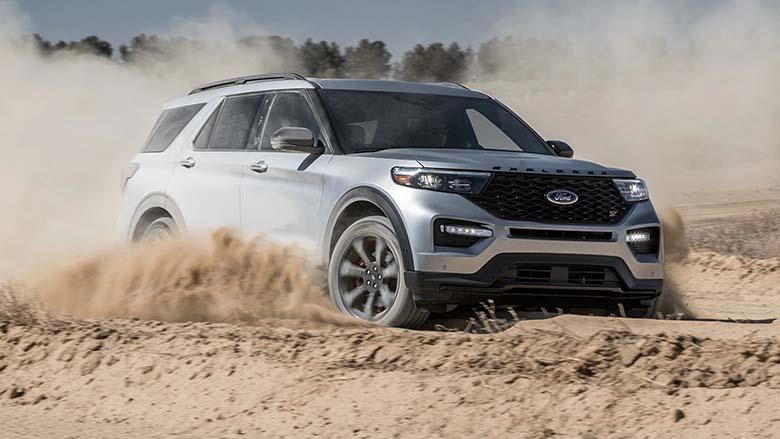 Đánh giá Ford Explorer 2020 thông số và giá bán tháng 7/2020 - 20