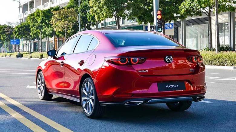 So sánh xe Mazda 3 2020 và Honda City 2020 - 6