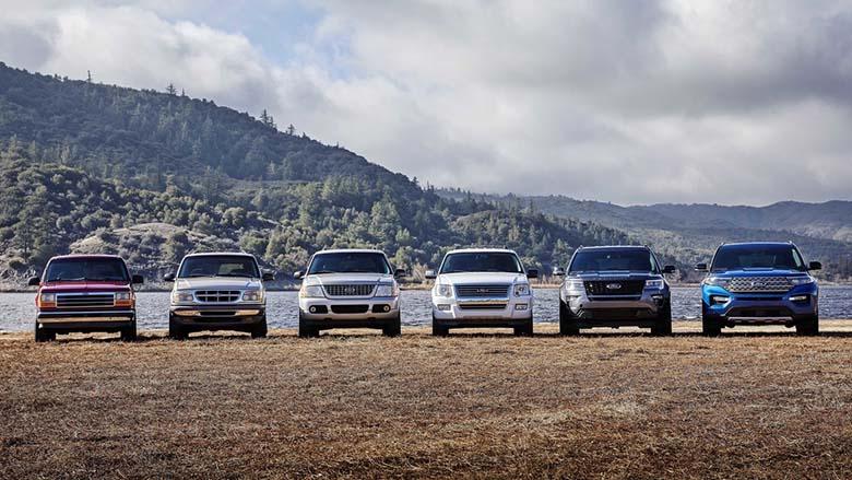 Đánh giá Ford Explorer 2020 thông số và giá bán tháng 7/2020 - 22