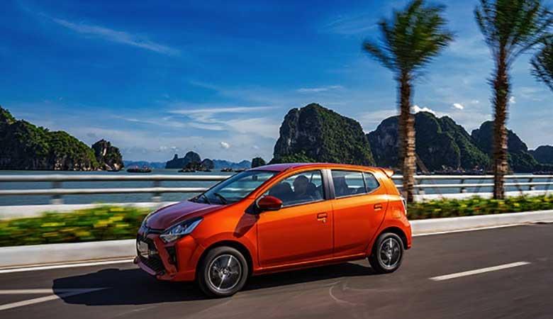 đánh giá khả năng tiết kiệm nhiên liệu xe Toyota Wigo 2021