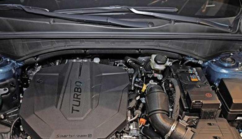 Đánh giá động cơ xe Kia Sorento 2021