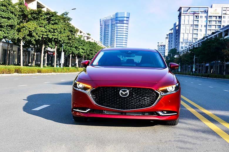 So sánh xe Mazda 3 2020 và Honda City 2020 - 9