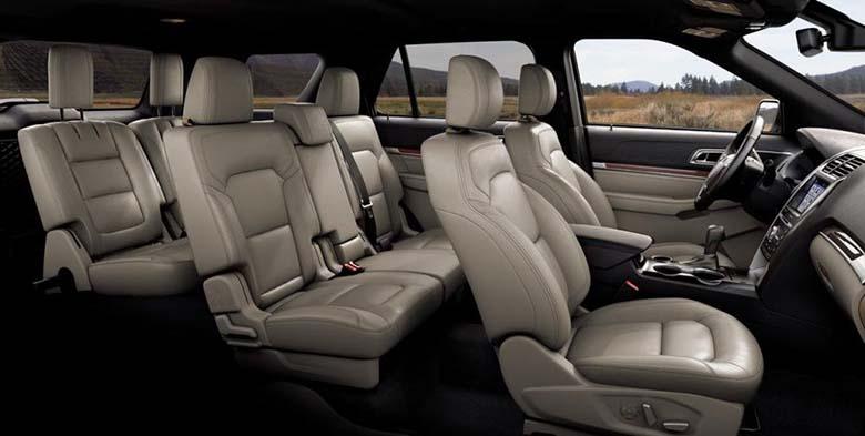 Đánh giá Ford Explorer 2020 thông số và giá bán tháng 7/2020 - 10