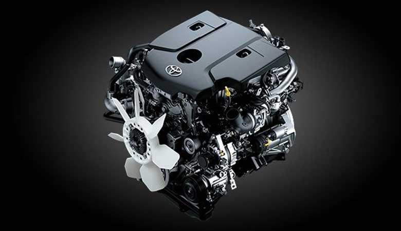 đánh giá động cơ xe Toyota Fortuner 2021