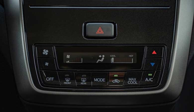 đánh giá tiện nghi xe Toyota Wigo 2021