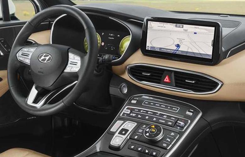 Hyundai Santa Fe 2021: Giá xe SantaFe lăn bánh và ưu đãi 05/2021 | anycar.vn