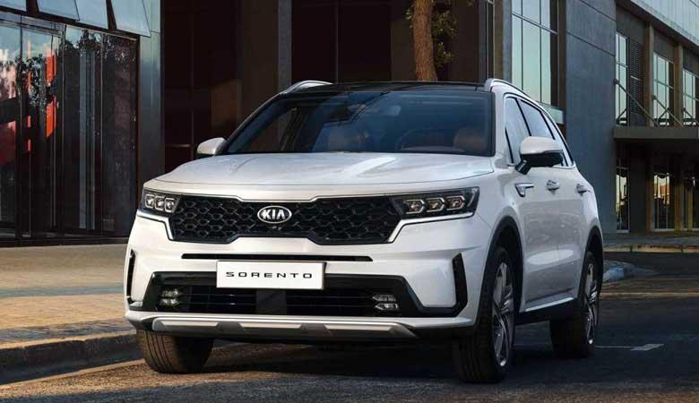 Đánh giá đầu xe Kia Sorento 2021