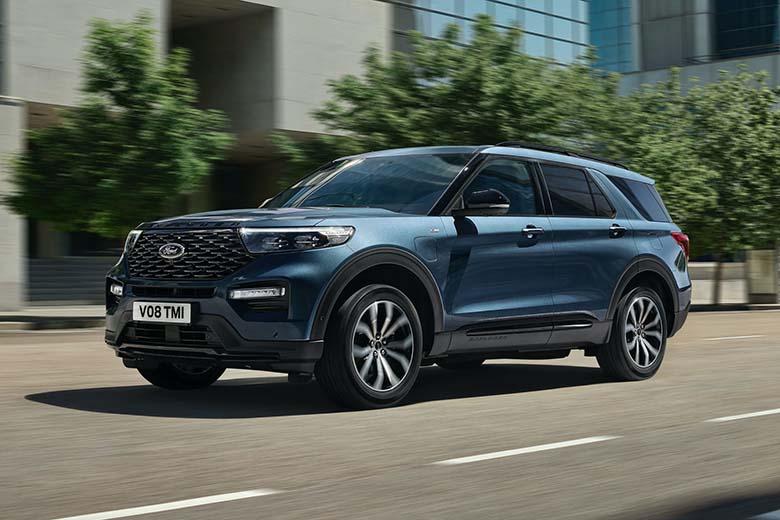 Đánh giá Ford Explorer 2020 thông số và giá bán tháng 7/2020 - 2