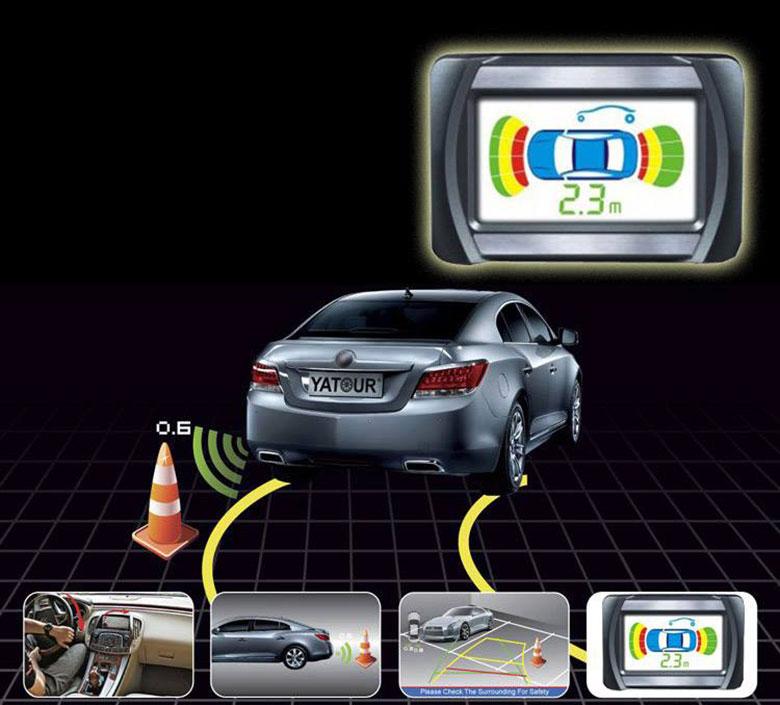 Những phụ kiện hữu ích đối với xe ô tô - 2