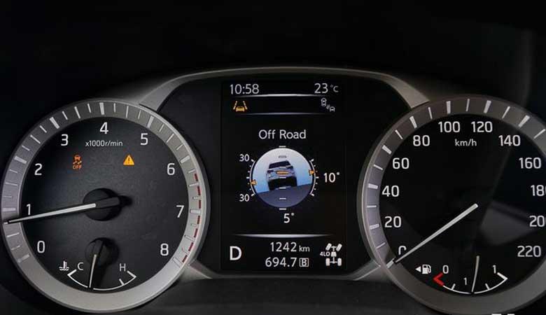 Đánh giá khả năng tiết kiệm nhiên liệu xe Nissan Terra 2020