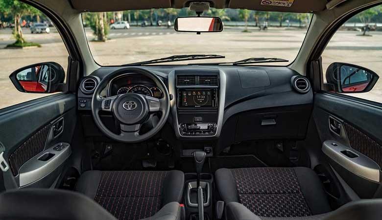 đánh giá táp lô xe Toyota Wigo 2021