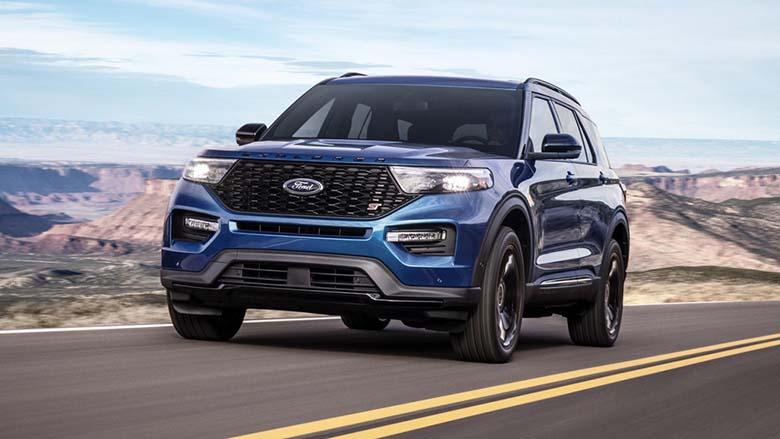 Đánh giá Ford Explorer 2020 thông số và giá bán tháng 7/2020 - 5