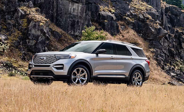 Đánh giá Ford Explorer 2020 thông số và giá bán tháng 7/2020 - 3