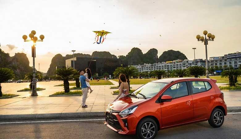 Đánh giá Toyota Wigo 2021 kèm giá lăn bánh tại Hà Nội, TP.HCM