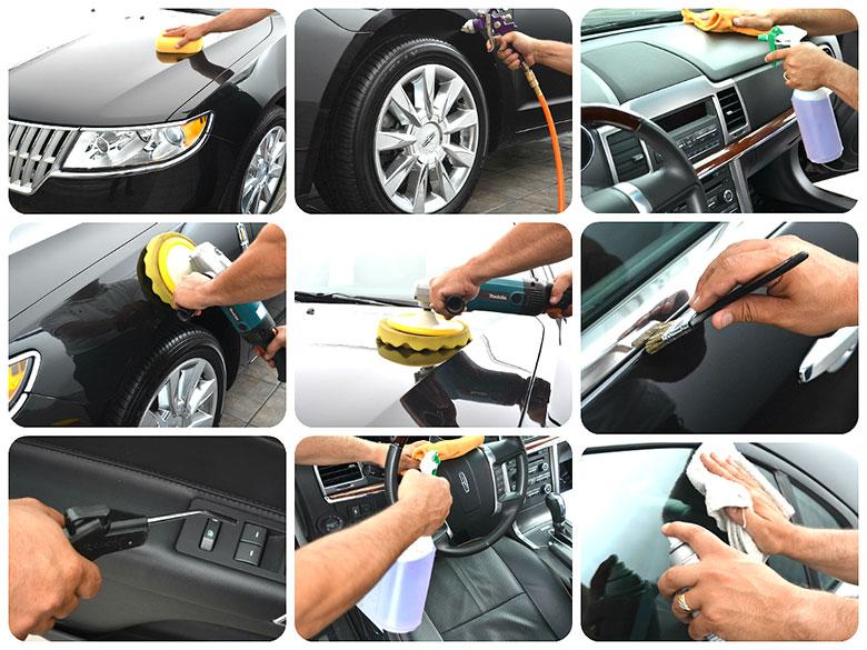 Những phụ kiện chăm sóc và bảo vệ xe ô tô - 5