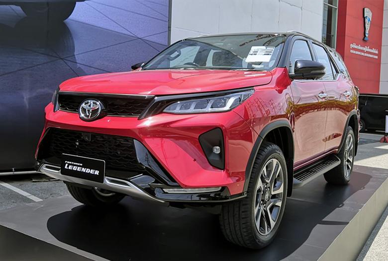 Đánh giá xe Toyota Fortuner 2021 : giá lăn bánh & khuyến mãi (09/2020) - 2