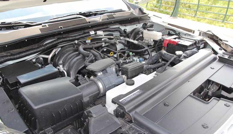 Đánh giá động cơ xe Nissan Terra 2020