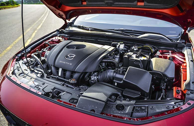 So sánh xe Mazda 3 2020 và Honda City 2020 - 18
