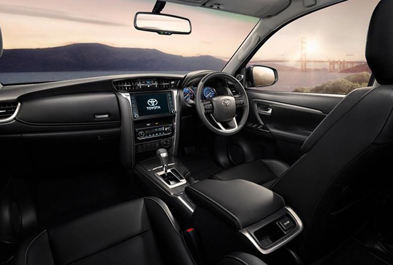 Đánh giá xe Toyota Fortuner 2021 : giá lăn bánh & khuyến mãi (09/2020) - 7