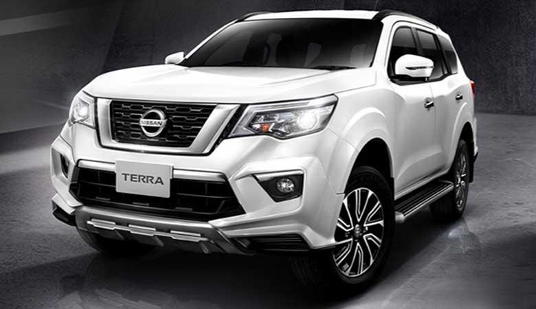 Đánh giá phần đầu xe Nissan Terra 2020