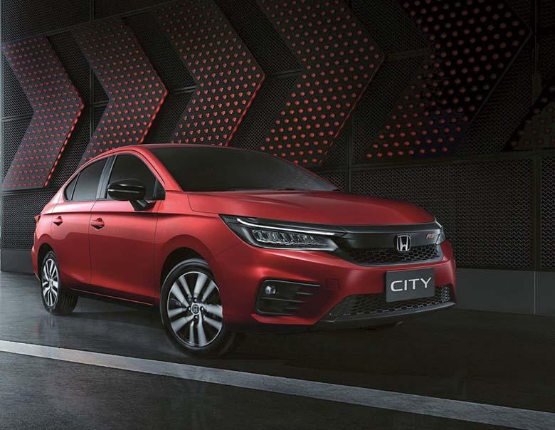 So sánh xe Mazda 3 2020 và Honda City 2020 - 5