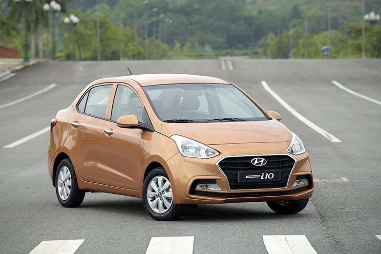 Cập nhật giá bán các mẫu xe Hyundai mới nhất 2020 - 4