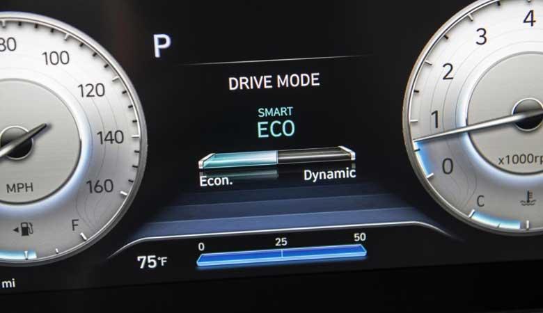 Đánh giá khả năng tiêu thụ nhiên liệu xe Hyundai Elantra 2021