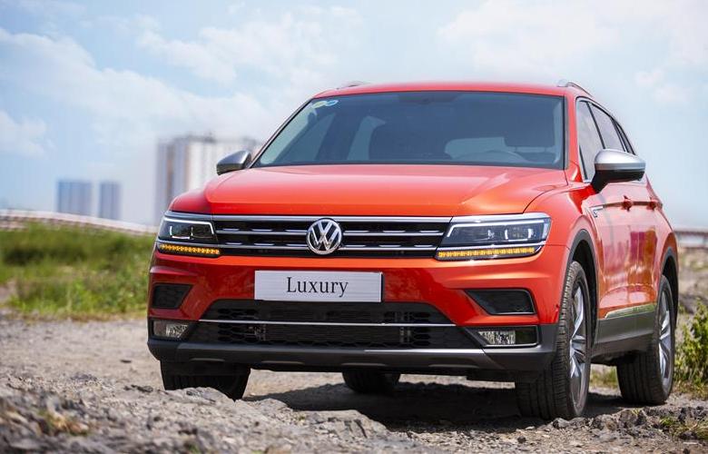 Volkswagen Tiguan 2020 Thong Số Gia Lăn Banh Va Khuyến Mai Thang 09 2020 Anycar Vn