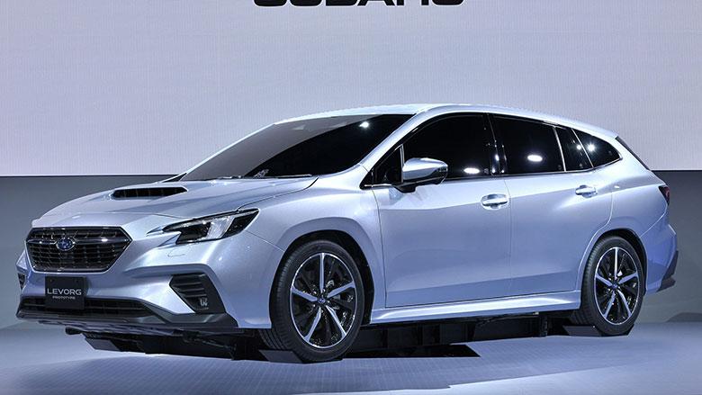 Cập nhật giá bán mẫu xe ô tô Subaru mới nhất 2020 - 3