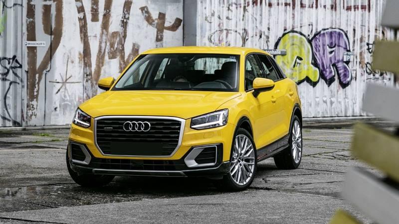 Cập nhật giá bán mẫu xe ô tô Audi mới nhất 2020 - 13