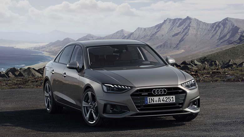 Cập nhật giá bán mẫu xe ô tô Audi mới nhất 2020 - 4