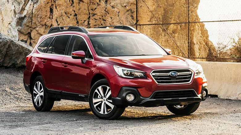 Cập nhật giá bán mẫu xe ô tô Subaru mới nhất 2020 - 5