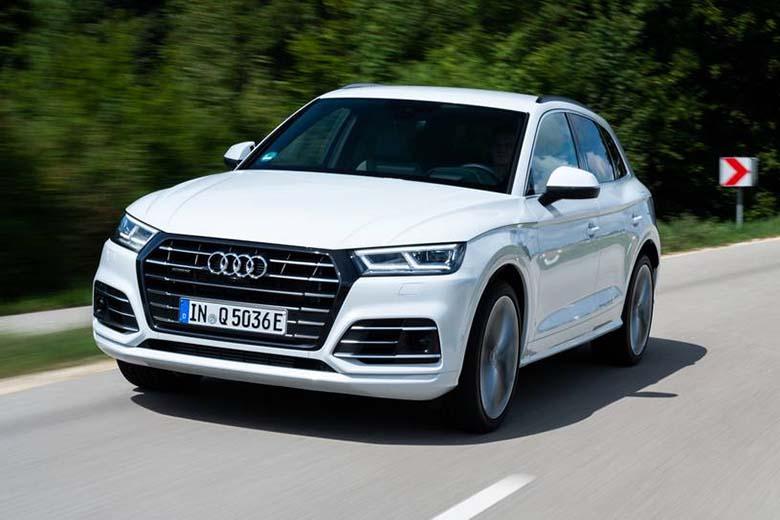 Cập nhật giá bán mẫu xe ô tô Audi mới nhất 2020 - 10