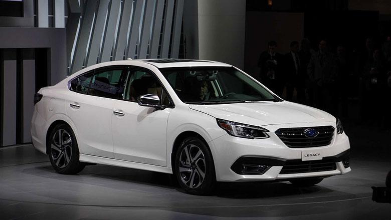 Cập nhật giá bán mẫu xe ô tô Subaru mới nhất 2020 - 2