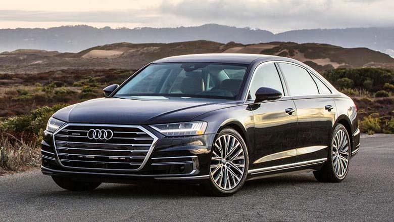 Cập nhật giá bán mẫu xe ô tô Audi mới nhất 2020 - 8