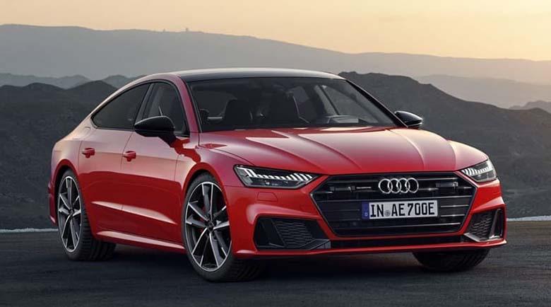 Cập nhật giá bán mẫu xe ô tô Audi mới nhất 2020 - 7
