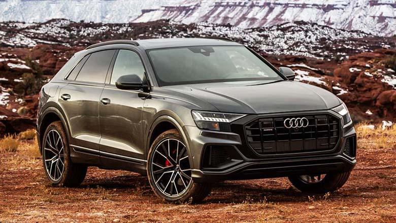 Cập nhật giá bán mẫu xe ô tô Audi mới nhất 2020 - 12