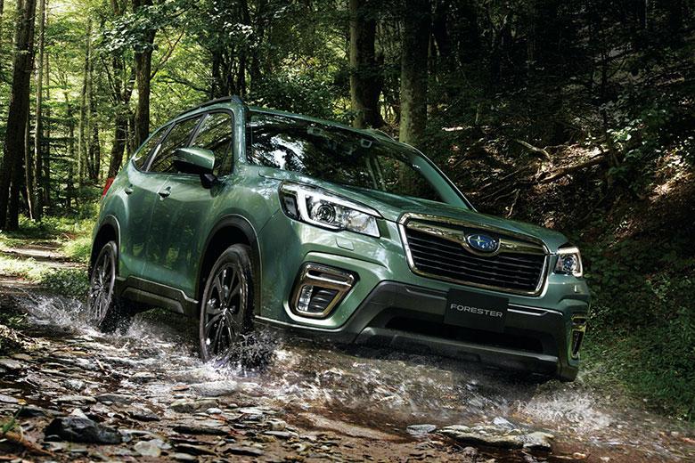 Cập nhật giá bán mẫu xe ô tô Subaru mới nhất 2020 - 4