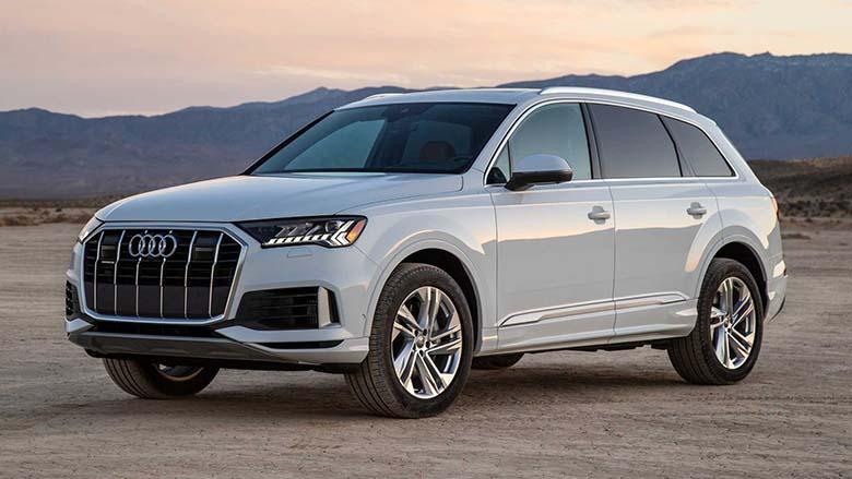 Cập nhật giá bán mẫu xe ô tô Audi mới nhất 2020 - 11