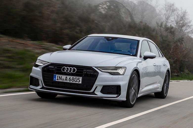 Cập nhật giá bán mẫu xe ô tô Audi mới nhất 2020 - 6