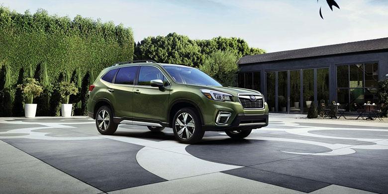 Cập nhật giá bán mẫu xe ô tô Subaru mới nhất 2020 - 1