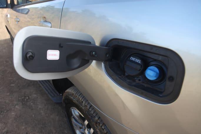 Mức tiêu hao nhiên liệu