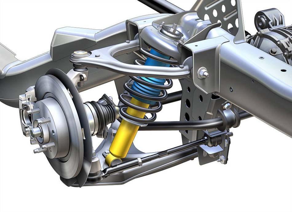 Hệ thống treo là gì? Tác dụng như thế nào trên xe ô tô - 3